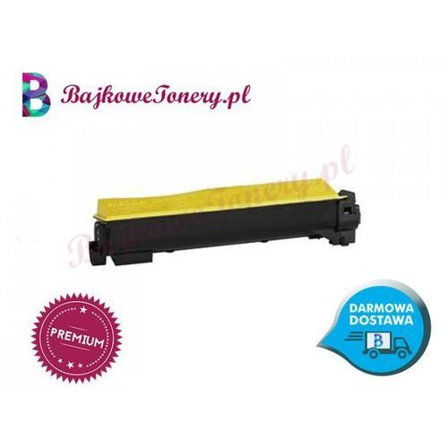 Bajkowetonery.pl Toner premium zamiennik do kyocera tk-560y żołty, fs-c5300dn, fs-c5350dn, p6030cdn