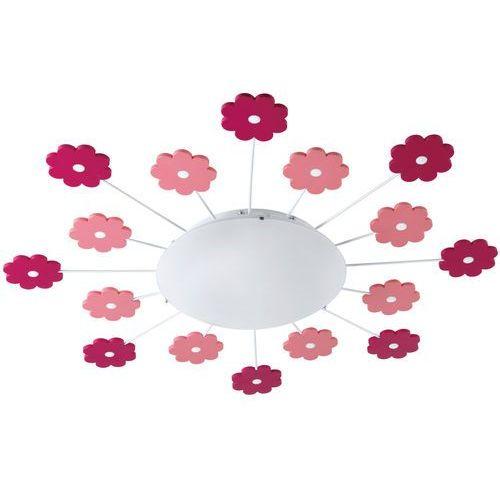 Eglo viki 1 lampa sufitowa różowy - - obszar wewnętrzny - 1 - czas dostawy: od 8-12 dni roboczych (9002759921477)