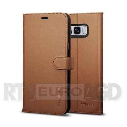 Spigen Wallet S 565CS21636 Samsung Galaxy S8 (brązowy)