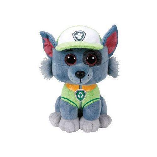Maskotka TY INC Beanie Babies - Psi patrol Rocky 15 cm 41212, AM_0008421412129
