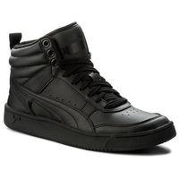 Sneakersy - rebound street v2 l 363716 01 puma black/puma black marki Puma