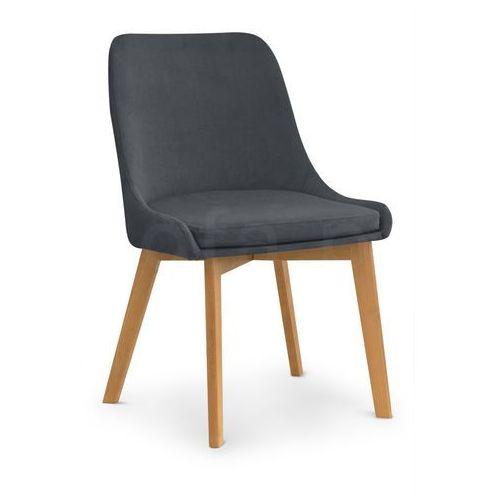 """Krzesło """"MARKUS"""" ciemno szare, kolor szary"""