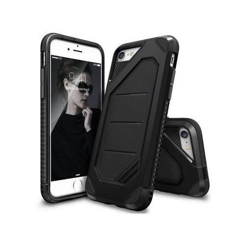 Etui Ringke MAX Apple iPhone 7 SF Black - Czarny, kolor czarny