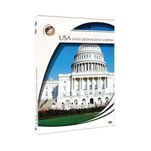 DVD Podróże Marzeń USA - Stany Zjednoczone Ameryki