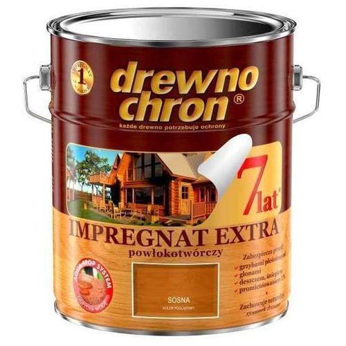 - impregnat, sosna, 9 l (extra powłokotwórczy) marki Drewnochron