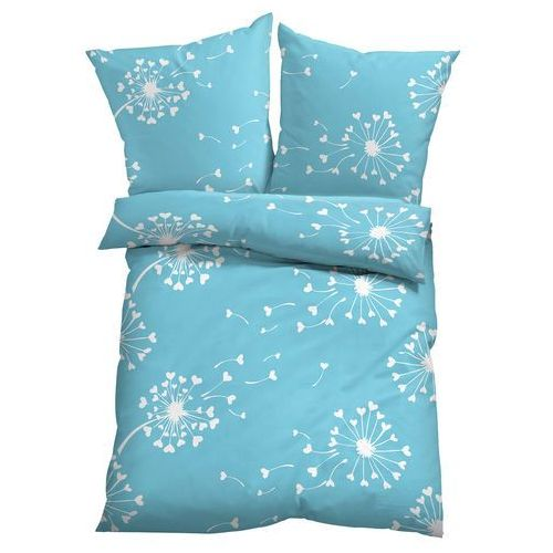"Pościel ""Cerstin"" bonprix morski, kolor niebieski"