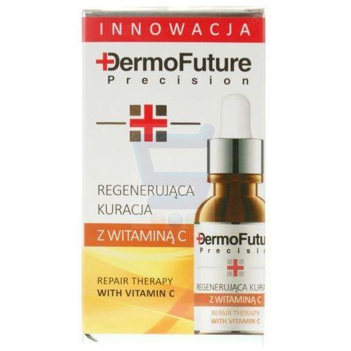 Dermofuture Precision Kuracja z witaminą C regenerująca 20ml - Tenex DARMOWA DOSTAWA KIOSK RUCHU
