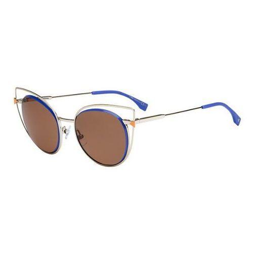 Fendi Okulary słoneczne ff 0176/s eye color 3yg/ut