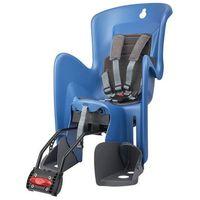 POLISPORT fotelik rowerowy Bilby RS, niebieski/szary (5604415074257)