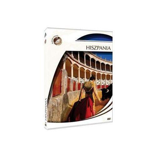 DVD Podróże Marzeń HISZPANIA