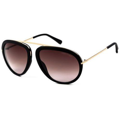 Tom ford Okulary słoneczne ft0452 stacy 02t