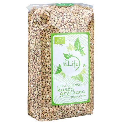500g kasza gryczana niepalona bio | darmowa dostawa od 200 zł od producenta Biolife