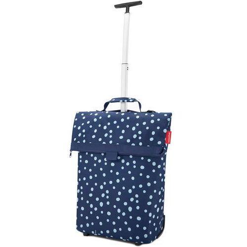 Reisenthel trolley m wózek na zakupy / rnt4044 - spots navy (4012013587535)