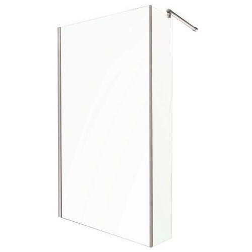 Ścianka prysznicowa 80 cm + boczna ścianka alfa plus kerra ✖️autoryzowany dystrybutor✖️ marki Novoterm