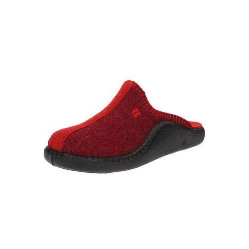 ROMIKA Kapcie 'Mokasso' czerwony, kolor czerwony