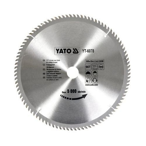 Tarcza yt-6078 marki Yato