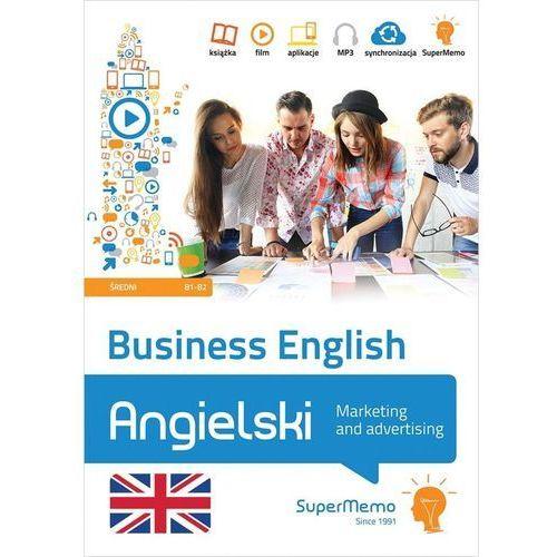 Business English - Marketing and advertising poziom średni B1-B2 - Warżała-Wojtasiak Magdalena, Wojtasiak Wojciech (128 str.)