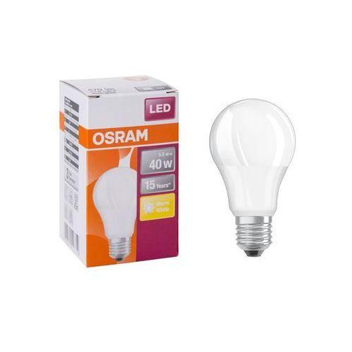 Żarówka led e27 (230 v) 5,5 w 470 lm ciepła biel marki Osram