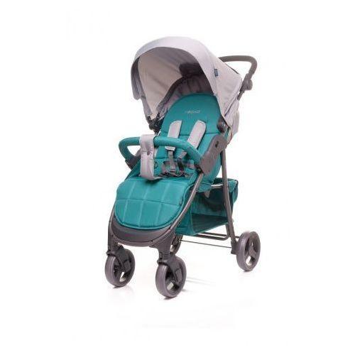 4baby  rapid wózek spacerowy spacerówka model 2017 dark turkus, kategoria: wózki spacerowe
