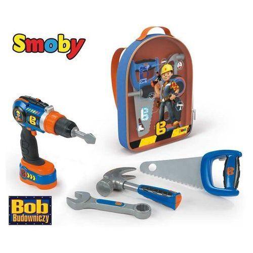 Smoby bob budowniczy plecak z narzędziami 360136
