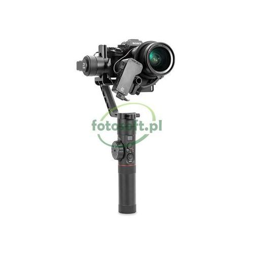 servo follow focus mechanical crane 2 marki Zhiyun