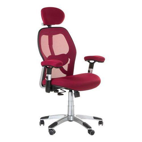 Corpocomfort Fotel ergonomiczny bx-4144 czerwony