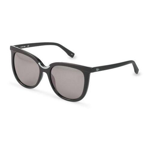 Okulary Przeciwsłoneczne Damskie Lacoste L825S Czarne