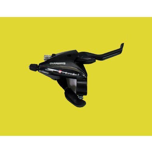 ASTEF652RV8AL Dźwignia ST-EF65-8cz 8rzęd. przerzutki/hamulca prawa V-Brake czarna