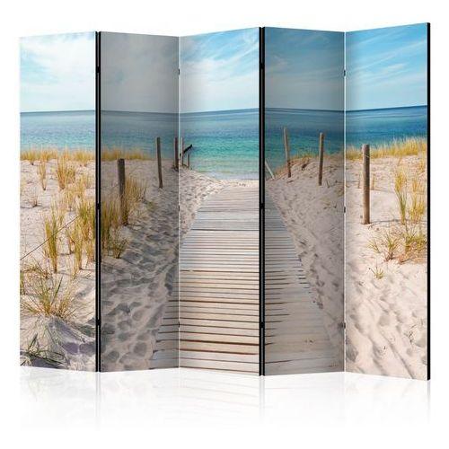 Artgeist Parawan 5-częściowy - wakacje nad morzem ii [room dividers]