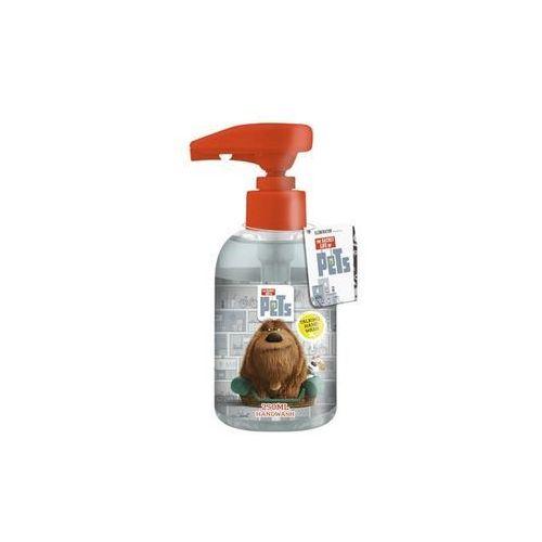 The Secret Life Of Pets Talking Hand Wash mydło w płynie z dźwiękiem 250ml