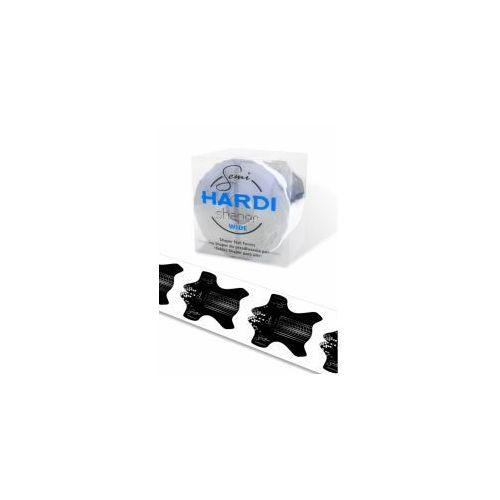 semi hardi shaper wide, szablony do przedłużania, 500szt marki Semilac