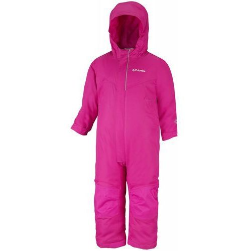 Columbia kombinezon zimowy dziecięcy buga suit ii cactus pink 3t