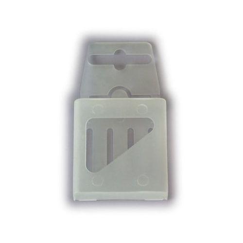 Pojemnik na akumulatorki R03 AAA przezroczysty