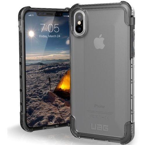 Urban armor gear Etui plyo do iphone x przezroczysty