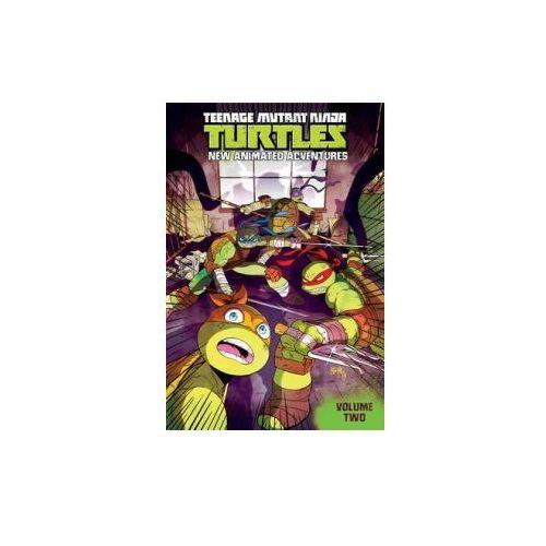 Teenage Mutant Ninja Turtles: New Animated Adventures Volume