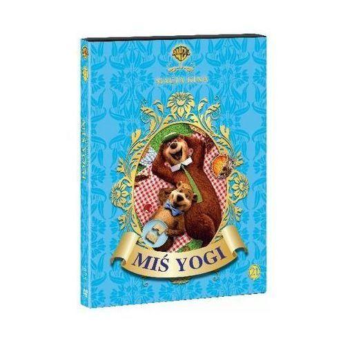 Galapagos Miś yogi (dvd) magia kina (7321908288011)