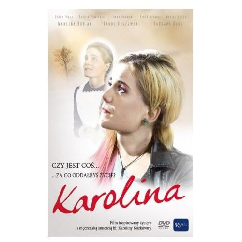 Karolina książka+ film DVD (9788375696837)