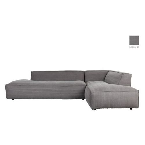 sofa fat freddy right comfort jasnoszary 3200085 marki Zuiver