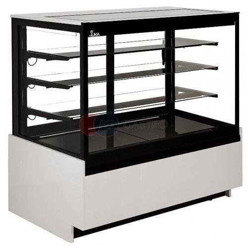 Lada/witryna cukiernicza chłodnicza Rafaello 2000x860x1370 h Juka RF 200/CH, RF 200/CH