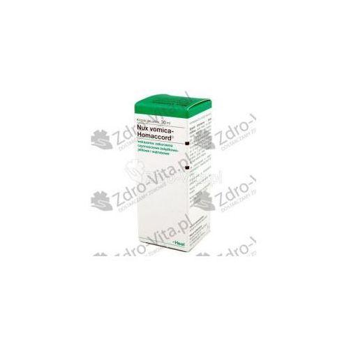 Krople HEEL NUX-VOMICA HOMACCORD KROPLE, 30ML