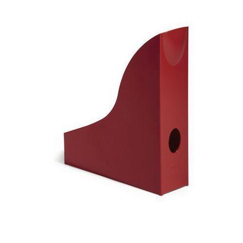 Durable Pojemnik na dokumenty basic 1701711 czerwony