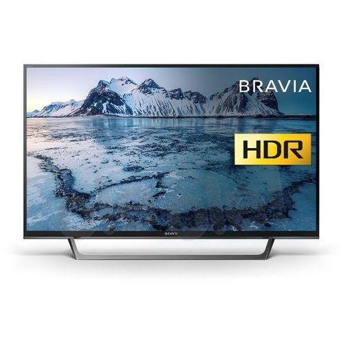 TV LED Sony KDL-49WE660 Darmowy transport od 99 zł | Ponad 200 sklepów stacjonarnych | Okazje dnia!
