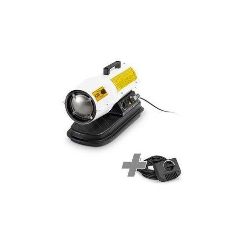 Dmuchawa olejowa IDE 20 D +zewnętrzny termostat (4052138035931)