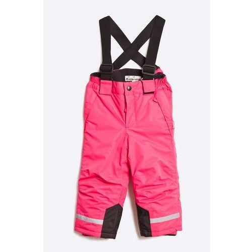 - spodnie snowboardowe dziecięce 86-128 cm marki Playshoes