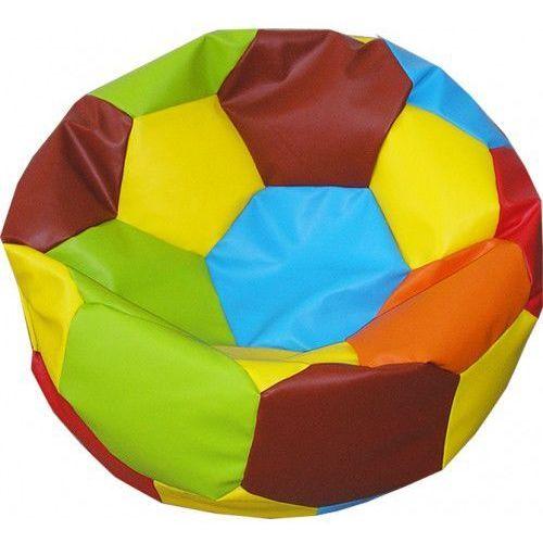 A-firma-cja Pufa dziecięca sako worek piłka nożna kolory