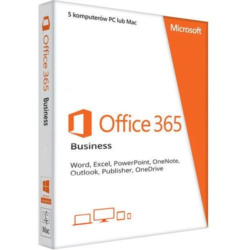 Office 365 PL Business (5 stanowisk, subskrypcja na 6 miesięcy) ESD (5902709998020)