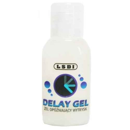 delay gel 30ml - żel opóźniający wytrysk marki Lsdi