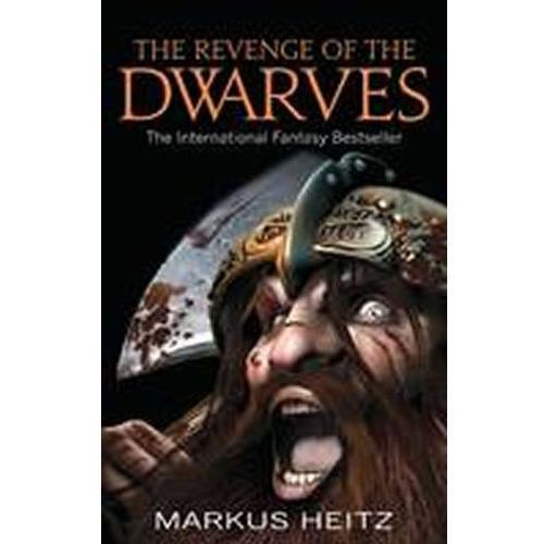 The Revenge of the Dwarves, Markus Heitz