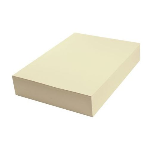 Papier techniczny kremowy A4 100 ark 200g