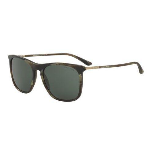 Okulary słoneczne ar8076f asian fit 549671 marki Giorgio armani